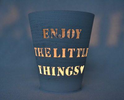 de kleine dingen