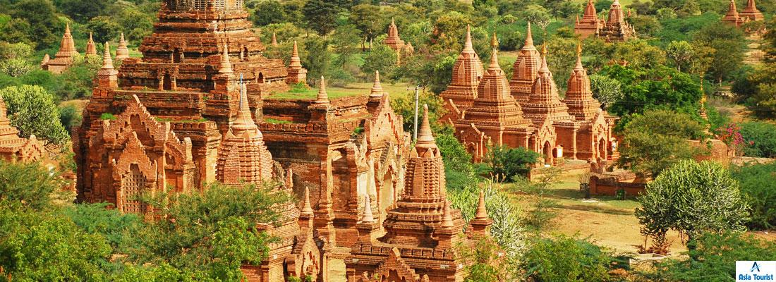 Myanmar hotspots