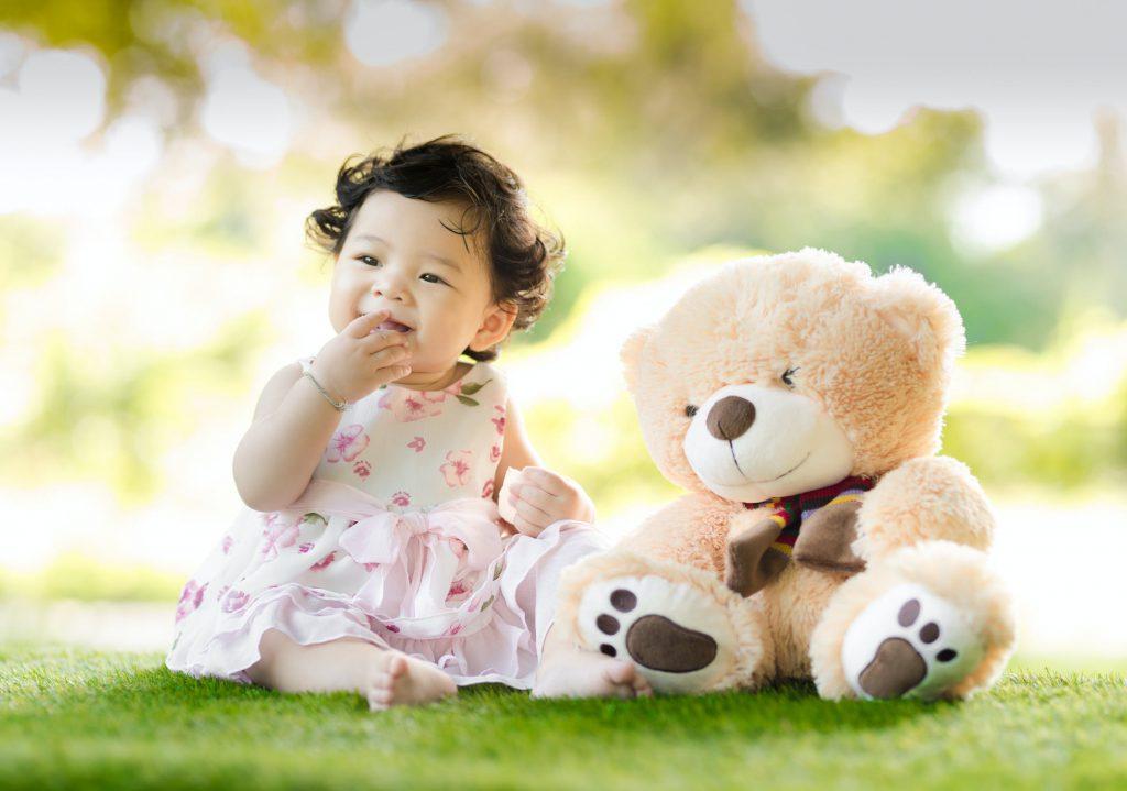 teddy stof kinderen