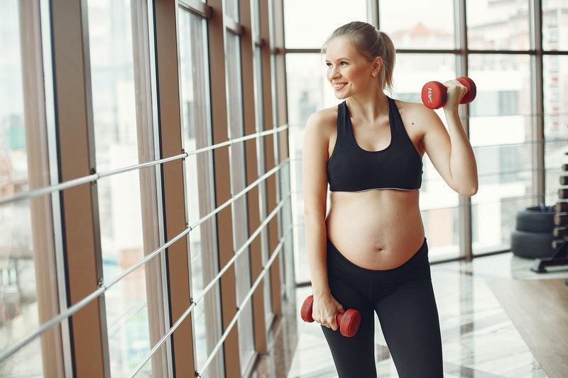 Sportief blijven tijdens zwangerschap