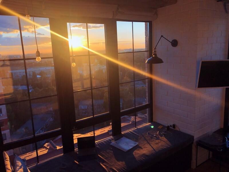 4x inspiratie voor raamdecoratie